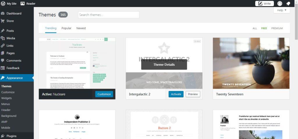 Mengatur Tampilan Website (WordPress) | PAKAR