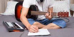 Meraih Penghasilan 10 Juta Pertama Sebagai Musisi & Composer Lagu
