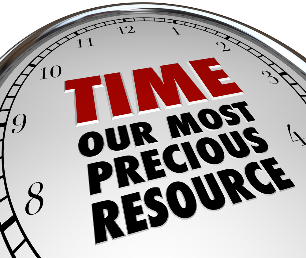 Waktu, Resource Paling Berharga Anda