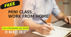 Mini Class: Work From Home